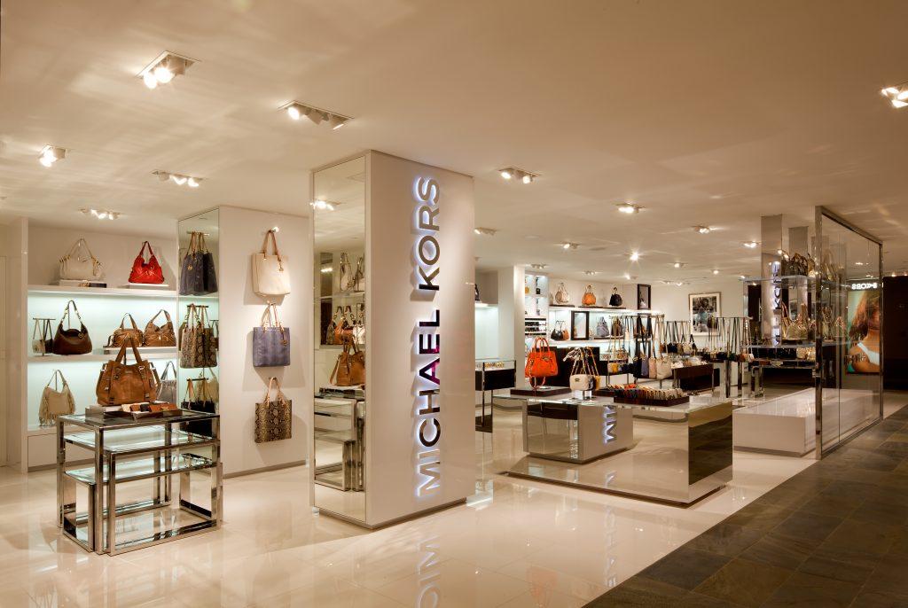 Michael Kors Retail Display